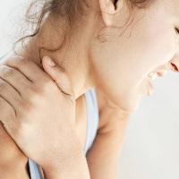 как вылечить продувшую шею