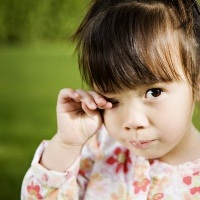 как лечить коньюктивит у детей
