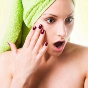 Симптомы сухости кожи тела
